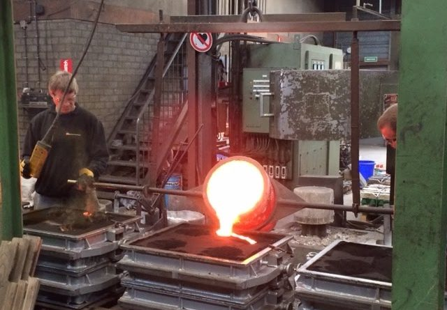 How it's made – Pump Impeller