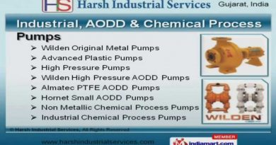 Industrial Pumps by Harsh Industrial Services, Vadodara