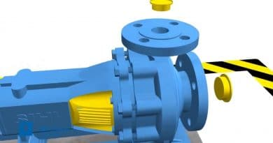 Installation of Centrifugal Pumps