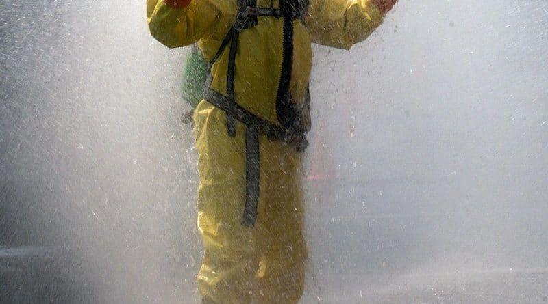 Mercury Spill at Oswego, New York Plant Cleaned