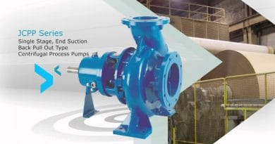 pumps for paper and pulp industry