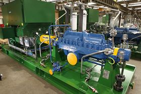 Sulzer refinery pump gets new lease of life at 40