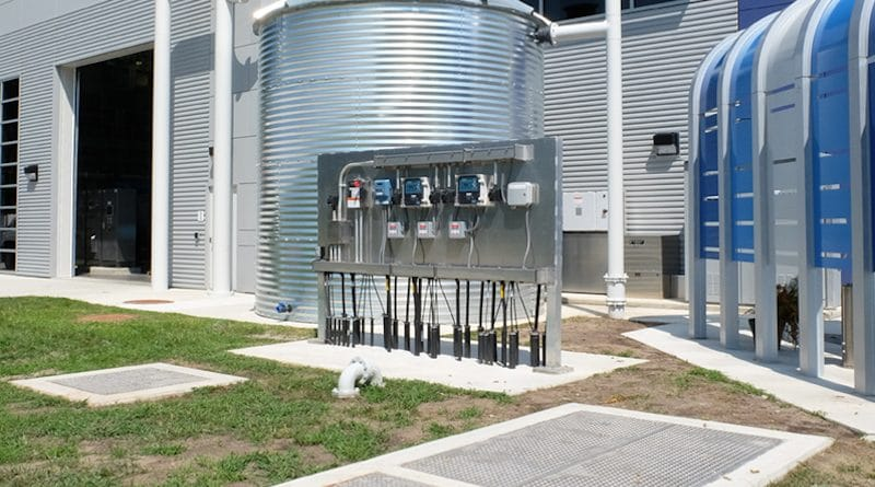 Doors Open Way to Innovative Wastewater Project in Virginia