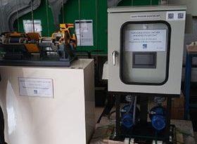 Ebara donates pumps to the University of Indonesia
