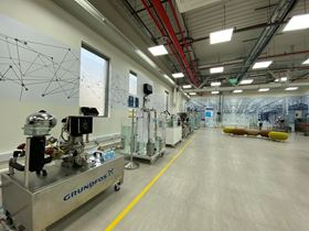 Grundfos' new iSOLUTIONS lab is the first of its kind by the company in Asia-Pacific.