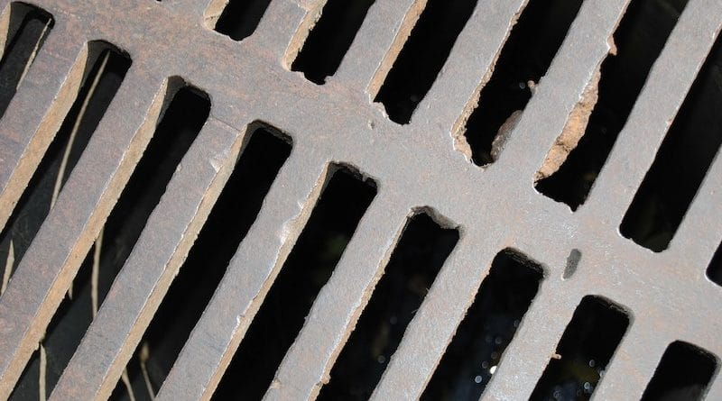 Seattle Company Uses Hidden Drain to Dump Pollution