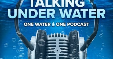 Subscribe to Talking Under Water Podcast