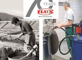 Flux-Geräte celebrates 70 years of FLUX brand
