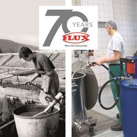 Flux-Geräte celebrates 70 years of FLUX brand