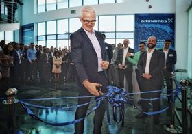Grundfos opens digital showroom in Dubai