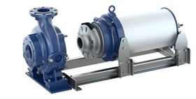 KSB highlights new wastewater pumps at IFAT