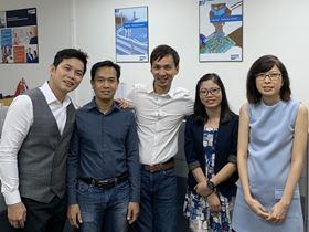 ViscoTec's Asia team.
