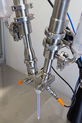 The new ViscoDUO-VM HD dosing system is for two-component materials.