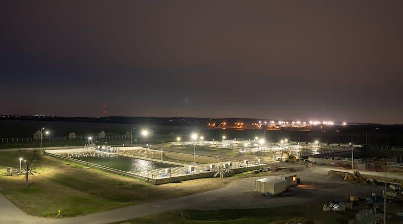 A.B. Jewell Water Treatment Plant