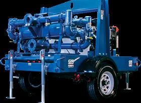Gorman-Rupp introduces new sludge and slurry pump