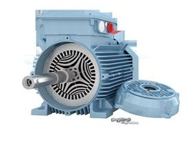 ABB IE5 SynRM motors improve energy efficiency
