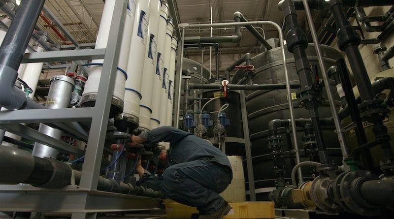 Business News: Wrangler Surpasses Global Water Goal