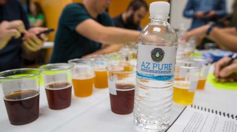 Direct Potable Beer: Potable Reuse Project
