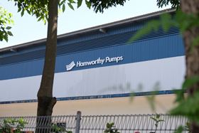 Hamworthy Pumps sees revenues increase 60%
