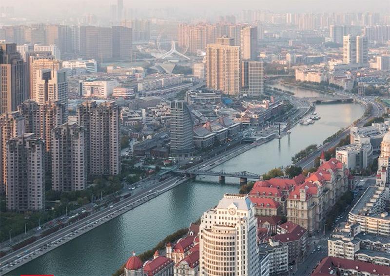 abb instrumentation veolia case study tianjin china