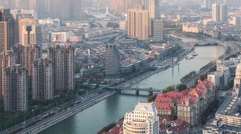 Installing Water Efficiency for Rapidly Growing Chinese Megacity, Tianjin