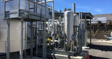 Plant Profile: The Dalles WWTP