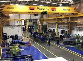 Sulzer offers maintenance support in Colombia