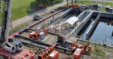 Treatment Plants in Albany County Look to Godwin Pumps for Sewer Bypass System