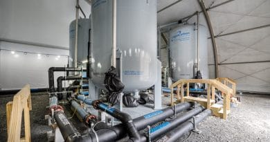 How a NY Town Addressed Forever Chemicals with Granular Activated Carbon