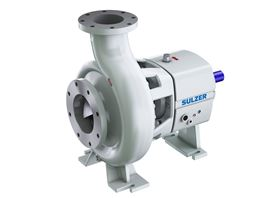 Sulzer's CPE pump granted NSF certification