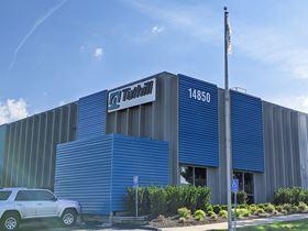 Tuthill's new facility in Lenexa.