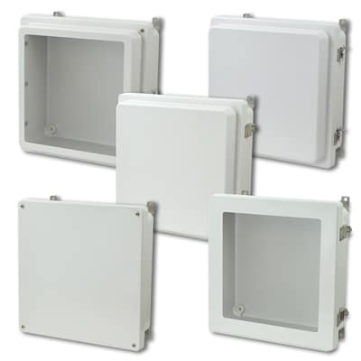 Fiberglass-Reinforced Polyester Enclosures Suitable for Extreme Environments