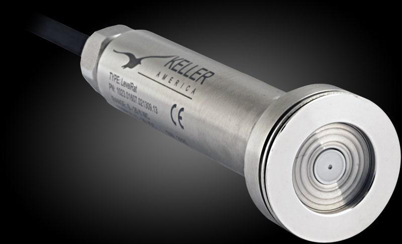 Keller america Non-Fouling Wastewater Level Transmitter