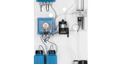 Phosphate Analyzer Helps Control Soluble Lead