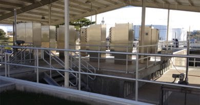 Albany, NY Installs Wedeco Duron UV Disinfection at South WWTP