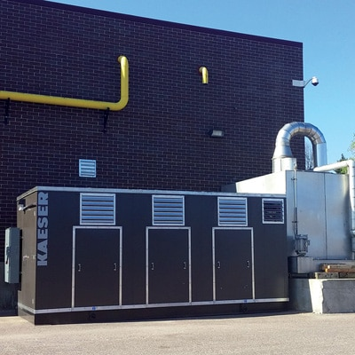 Custom Engineered Solutions Provide Air Technology for WWTP Applications