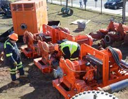 """Moving Fast to Perform """"Triple Bypass"""" Operation for Wastewater Treatment Plant"""