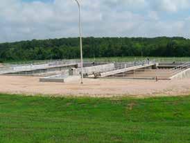 Sanitaire ICEAS in Sullivan, Missouri
