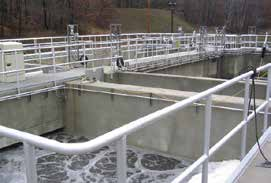 Sanitaire's ICEAS SBR at the St. Joseph Sanitary District No. 1.
