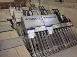 Wedeco Duron UV Disinfection System in Rensselaer County, NY