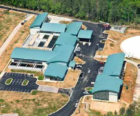 WEDECO Ozone and UV Disinfection System in Raleigh, North Carolina