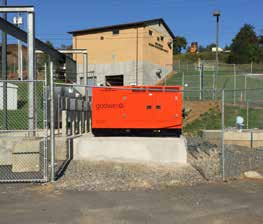 Xylem Designs Permanent Backup Pump Solution to Prevent Another Overflow in Jonesborough