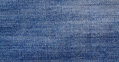 Jeans Contribute to Water Pollution