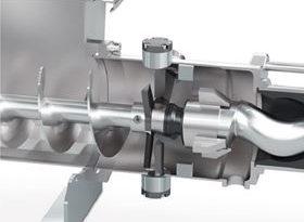 Netzsch adds cutting device to hopper pump