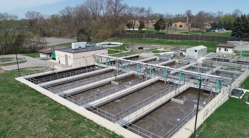 Developing an Aeration System for a Clean Water Plant