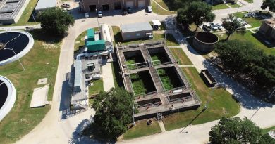 Modifications Improve Sludge Digestion at Texas Plant