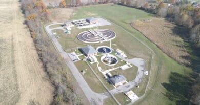 Plant Profile: Huntertown Wastewater Treatment Plant