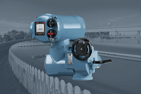 Rotork installs CK actuators at Chinese plant