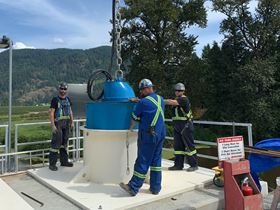 Bedford Pumps commissions fish friendly pumps in Canada