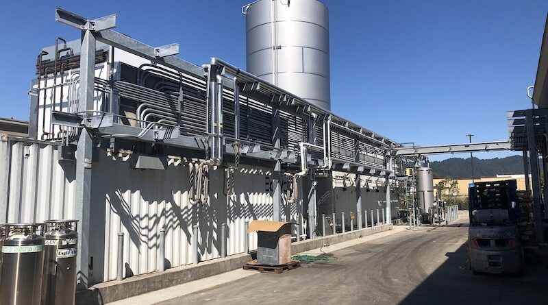 Benefits Bubble Up: Wastewater Treatment